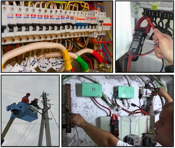 Воровство электроэнергии соседями