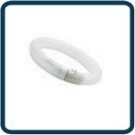 Люминесцентная лампа кольцевая типа G10q